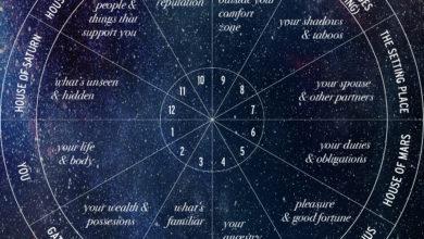 Photo of Les Maisons Astrologiques