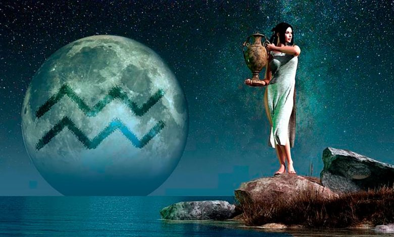 Verseau signe zodiaque