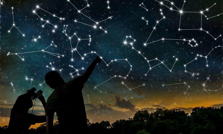 constellations étoiles